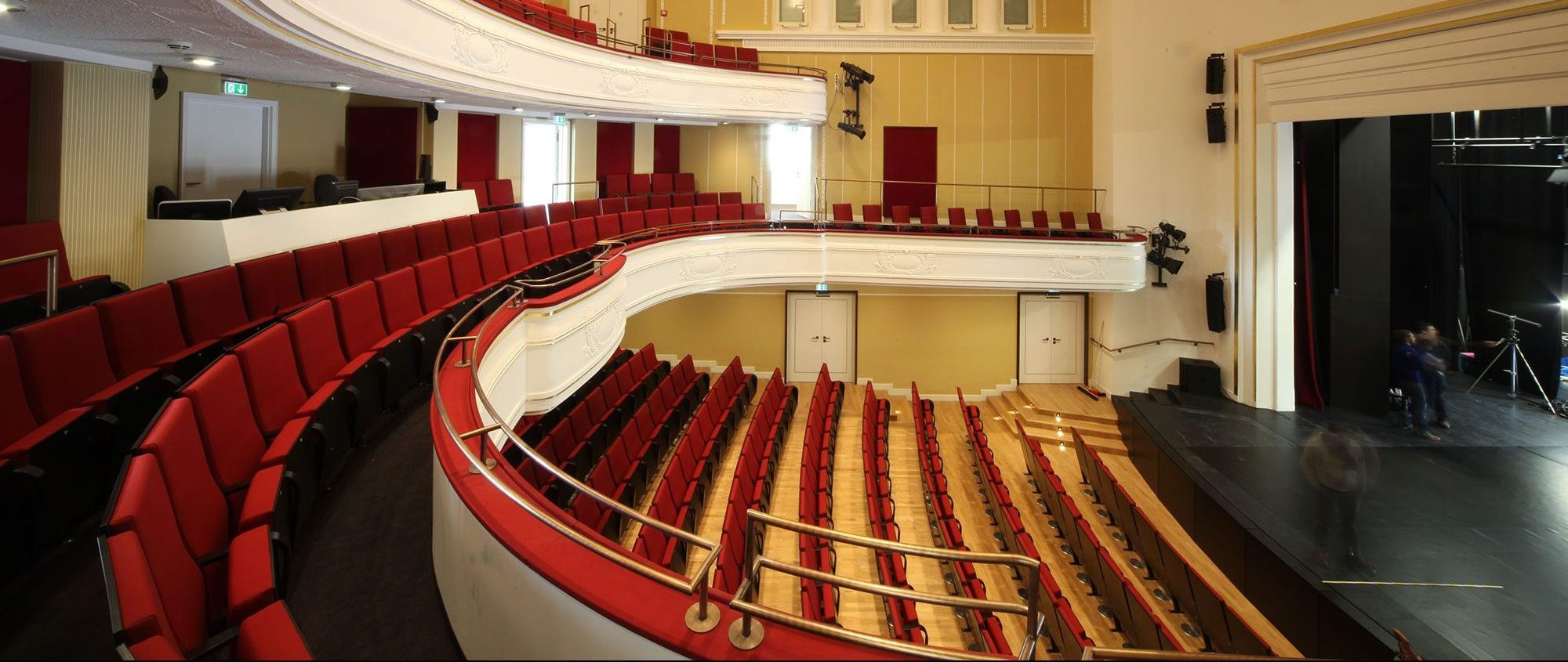 Kulturbund der Lessingstadt Wolfenbüttel e.V. - Lessingtheater Saal