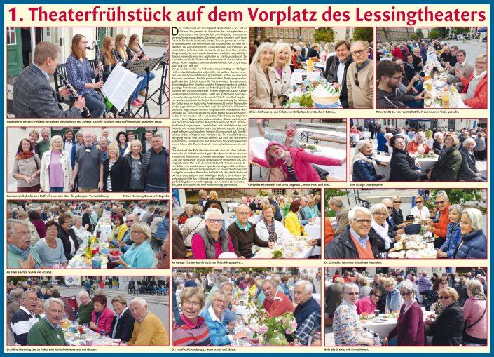 Kulturbund der Lessingstadt Wolfenbüttel e.V. - Presseartikel Theaterfrüstück